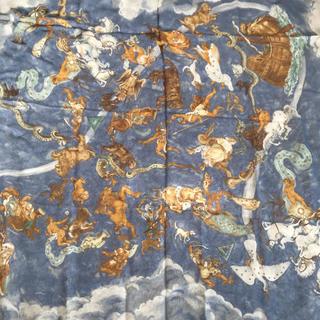 ジャンフランコフェレ(Gianfranco FERRE)の値下げ 新品未使用 ジャンフランコ フェレ シルク スカーフ(バンダナ/スカーフ)