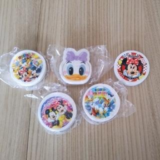 ディズニー(Disney)のディズニー☆新品消しゴム 6個セット(消しゴム/修正テープ)