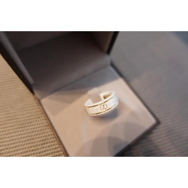 23d8186af586 Gucci(グッチ)のグッチ GUCCI 指輪 リング 箱 ショップカード付き レディースのアクセサリー