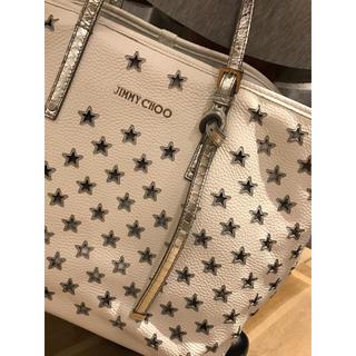 ジミーチュウ(JIMMY CHOO)の美品✨ジミーチュウ bag(トートバッグ)