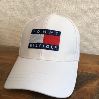 7fb09dfe トミーヒルフィガー(TOMMY HILFIGER)のトミーヒルフィガー キャップ(キャップ)