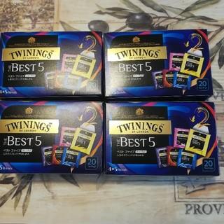 トワイニング 80包(茶)