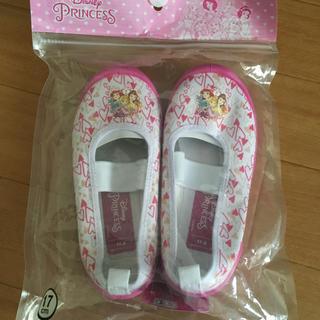 ディズニー(Disney)の入園準備に♡プリンセス上履き♡(スクールシューズ/上履き)