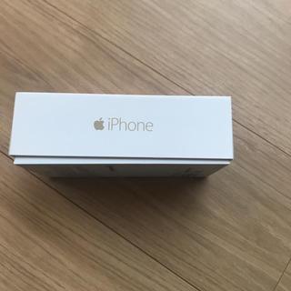 アップル(Apple)のアイフォン6(スマートフォン本体)