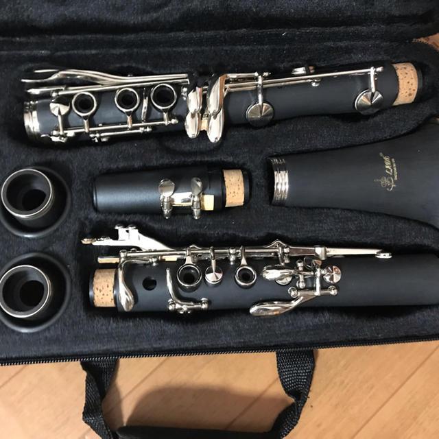 クラリネット 楽器の管楽器(クラリネット)の商品写真