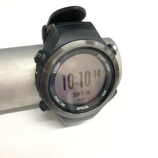 エプソン(EPSON)のエプソン ランニングウォッチ SF-810(腕時計(デジタル))