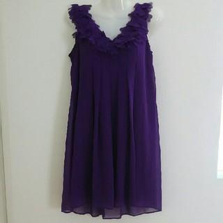 スリーフォータイム(ThreeFourTime)のドレス ワンピース(ひざ丈ワンピース)