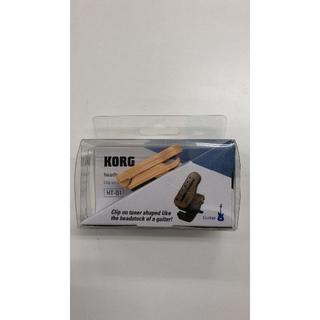 コルグ(KORG)の新品 チューナー コルグ HT-G1 KORG ギター専用 クリップチューナー (その他)