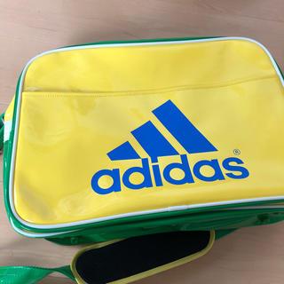 アディダス(adidas)のアディダス エナメル(ショルダーバッグ)
