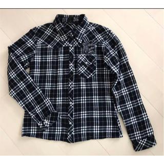 ドスチ(Dosch)の美品  チェックシャツ(シャツ/ブラウス(長袖/七分))