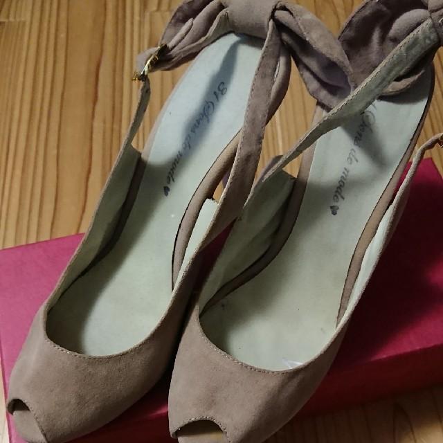 31 Sons de mode(トランテアンソンドゥモード)のパンプス レディースの靴/シューズ(ハイヒール/パンプス)の商品写真