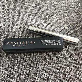 セフォラ(Sephora)のAnastasia clear brow gel 新品 ジェルアイブロウ(アイブロウペンシル)