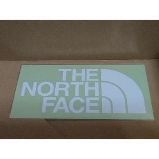 THE NORTH FACE - ノースフェイス カッティングステッカー