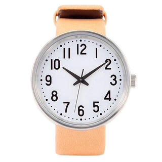 ムジルシリョウヒン(MUJI (無印良品))の【新品】MUJI WRIST WATCH 腕時計・公園の時計・大 (腕時計)