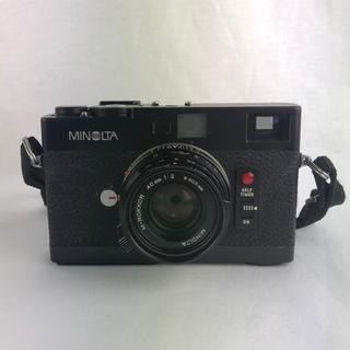 コニカミノルタ(KONICA MINOLTA)のお値引き中‼️MINOLTA ミノルタ CLE M-ROKKOR 40mm 希少(フィルムカメラ)