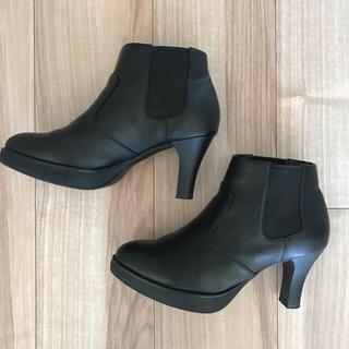 ユニクロ(UNIQLO)の美品【ユニクロ】ショートブーツ(ブーツ)