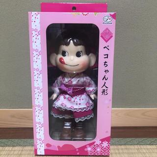 不二家 - ペコちゃん人形 着物ドレス編