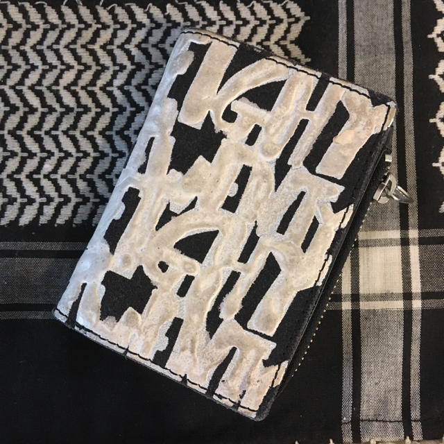 TOUGH(タフ)のTOUGH*2つ折り財布 メンズのファッション小物(折り財布)の商品写真