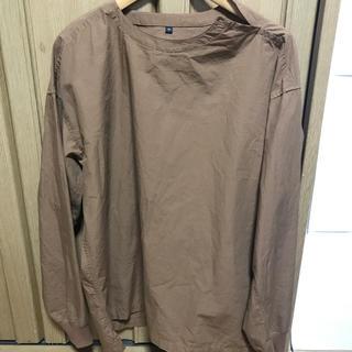 MUJI (無印良品) - 開襟シャツ 無印良品