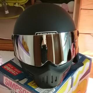 シンプソン(SIMPSON)のシンプソン ヘルメット(ヘルメット/シールド)