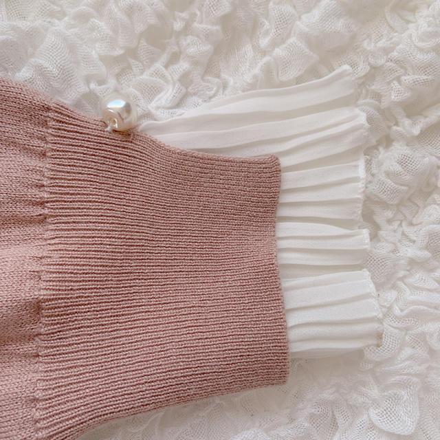 しまむら(シマムラ)のニット レディースのトップス(ニット/セーター)の商品写真