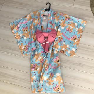 シャーリーテンプル(Shirley Temple)のシャーリーテンプル♡浴衣120(甚平/浴衣)