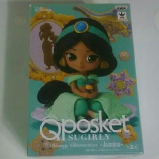 ディズニー(Disney)のQposket×スイーツアーティストKUNIKA Disney ジャスミン(フィギュア)