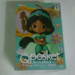 ディズニー(Disney)のDisney ジャスミン Qposket×スイーツアーティストKUNIKA(フィギュア)