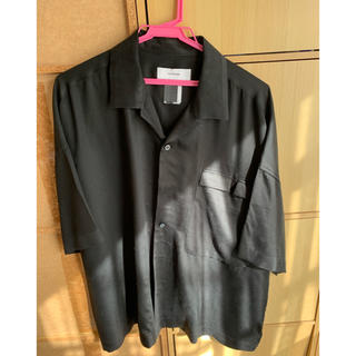 ファセッタズム(FACETASM)のFACETASM オープンカラーシャツ(シャツ/ブラウス(長袖/七分))