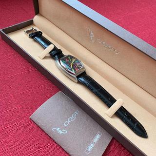 コグ(COGU)のCOGU ITALY 腕時計(腕時計)
