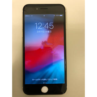 iPhone6 64GB(docomo)(スマートフォン本体)