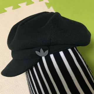 アディダス(adidas)のcocoちゃん様専用♡アディダス☆キャスケット帽♡美品(キャスケット)