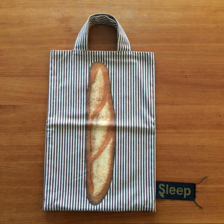 スリープ(Sleep)のSleep yuki バケット柄バッグ(ミュージシャン)