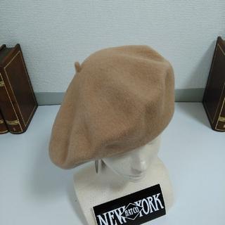 ニューヨークハット(NEW YORK HAT)のニューヨークハット 11/2 インチ ウールベレー帽(ハンチング/ベレー帽)