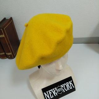 ニューヨークハット(NEW YORK HAT)のニューヨークハット 11 1/2 インチ ウールベレー帽(ハンチング/ベレー帽)