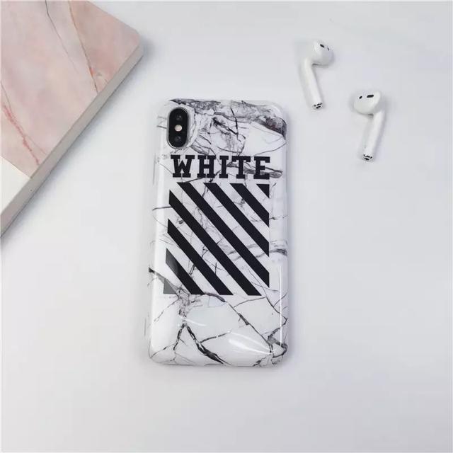 おしゃれ iphonexs ケース 海外 | OFF-WHITE - ストリートiPhoneケースの通販 by ポケモンshop|オフホワイトならラクマ