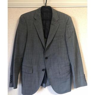タカキュー(TAKA-Q)の美品 定価29800円 スーツ セットアップ グレー (セットアップ)