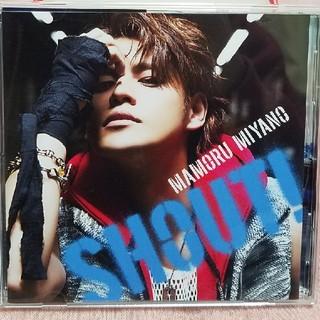 SHOUT! 宮野真守 シングルCD(声優/アニメ)