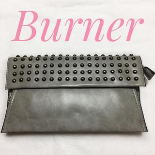 バーナー(Burner)のBurner【未使用、美品】2way クラッチ ショルダーバッグ 結婚式 二次会(クラッチバッグ)