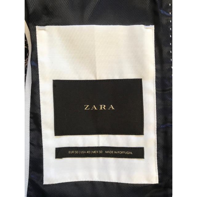 ZARA(ザラ)のZARA ジャケット メンズのジャケット/アウター(テーラードジャケット)の商品写真