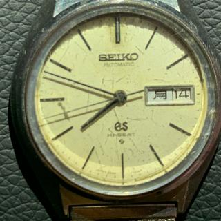 グランドセイコー(Grand Seiko)のSEIKO GS HI-BEAT ジャンク(腕時計(アナログ))