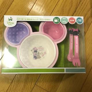ディズニー(Disney)の離乳食食器セット♡(離乳食器セット)