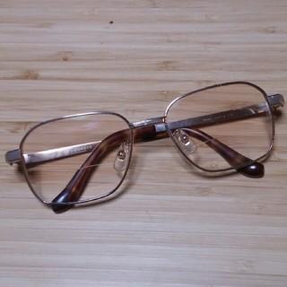 カンサイヤマモト(Kansai Yamamoto)のKANSAI  YAMAMOTOの眼鏡フレーム・チタン製 (サングラス/メガネ)