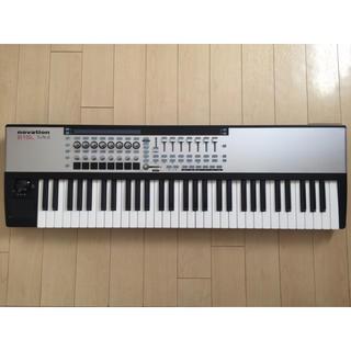 超美品NovationノベーションMIDIコントローラー SL MkII 61 (MIDIコントローラー)