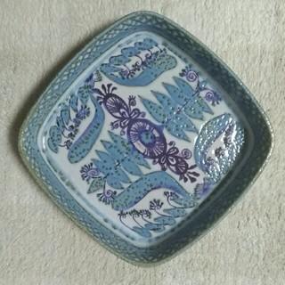 ロイヤルコペンハーゲン(ROYAL COPENHAGEN)のロイヤルコペンハーゲン ヴィンテージ 角皿(テーブル用品)