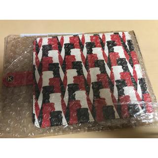 コカコーラ(コカ・コーラ)の選べる イニシャル入り手帳型スマホケース K(スマホケース)