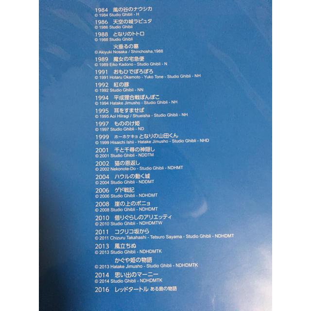 ジブリ(ジブリ)のジブリの大博覧会 開催記念記念フレーム切手セット エンタメ/ホビーのコレクション(切手/官製はがき)の商品写真
