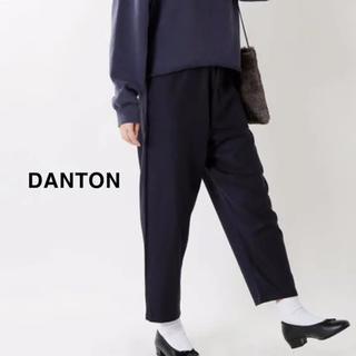 ダントン(DANTON)のDANTON(ダントン)ウールフランネル イージーパンツ(カジュアルパンツ)