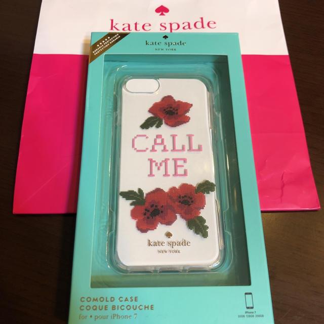 kate spade new york - 新品 ケイトスペード iPhone 8 6 6s 7 ケース クリア バラ 花の通販 by なつみ2MK/ケイトスペード/ビクシー's shop|ケイトスペードニューヨークならラクマ