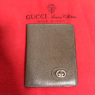 1a63ad45de1f グッチ(Gucci)の極 美品 GUCCI オールド グッチ パスケース カードケース 財布
